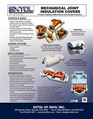 Mechanical Joint System Flyer
